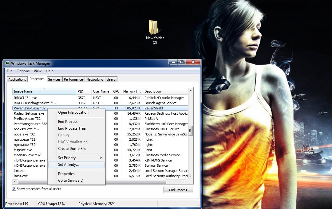 Windows 10 Rainbow Six 3 Raven Shield Athena Sword SCREEN